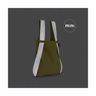 notabag (ノットアバッグ) Mini BAG & BACKPACK(ミニ バッグ&バックパック) Reflective Yellow
