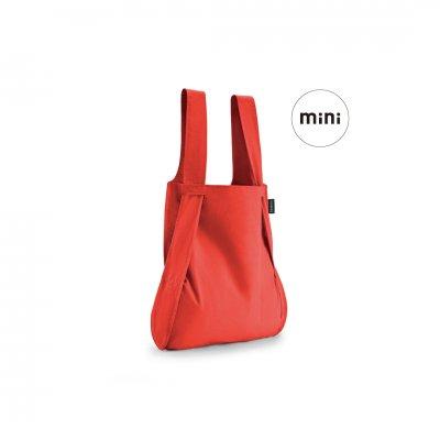 notabag (ノットアバッグ) Mini BAG & BACKPACK(ミニ バッグ&バックパック) Red