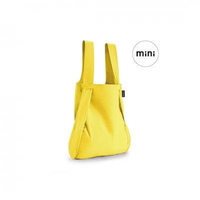 notabag (ノットアバッグ) Mini BAG & BACKPACK(ミニ バッグ&バックパック) Yellow