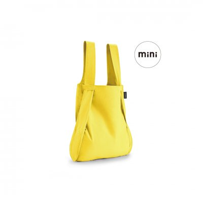 notabag (ノットアバッグ) Mini BAG & BACKPACK(ミニ バッグ&バックパック) Yellow