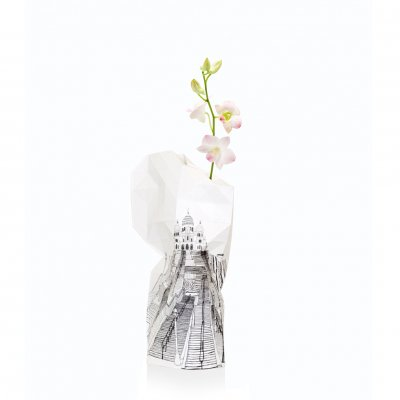 Tiny Miracles (タイニーミラクルズ) Paper Vase Cover City Edition - Paris