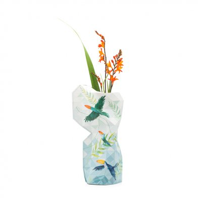 Tiny Miracles (タイニーミラクルズ) Paper Vase Cover Toucan