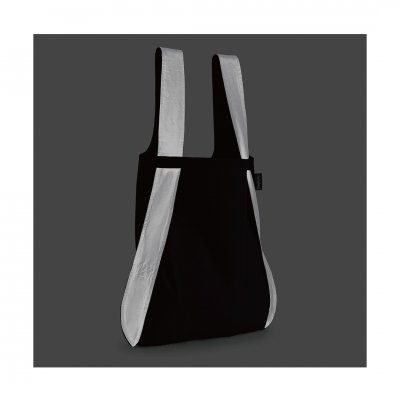 BAG & BACKPACK Reflective Black