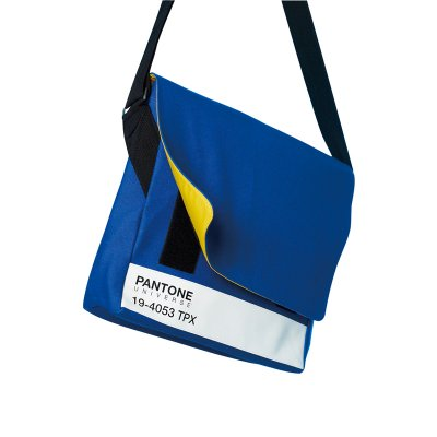 W2 (ダブルツー) PANTONE MESSENGER BAG(BLUE)
