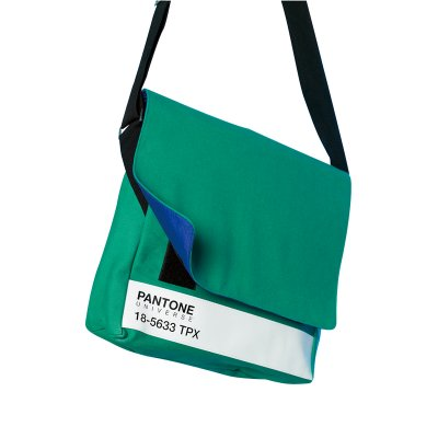 W2 (ダブルツー) PANTONE MESSENGER BAG(JADE GREEN)
