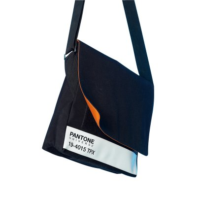 PANTONE MESSENGER BAG (Black)