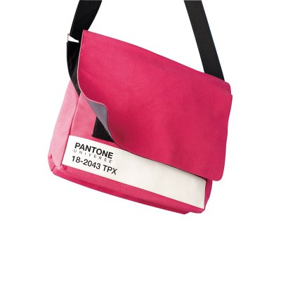 W2 (ダブルツー) PANTONE MESSENGER BAG(PINK)