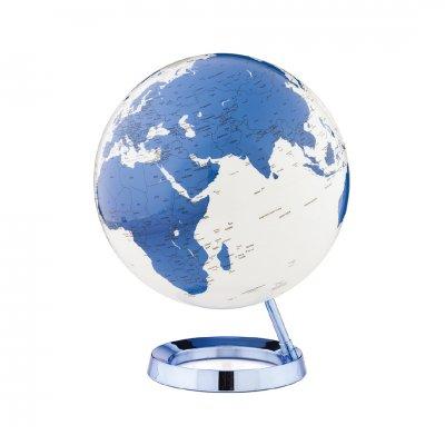 アトモスフィア 地球儀 カラー ホット ブルー 【イタリア製】