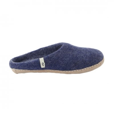 egos (イゴス) Slipper Blue (L:25-27cm)