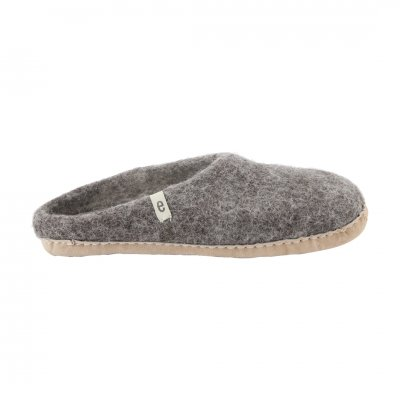 Slipper Natural Brown (L:25-27cm)