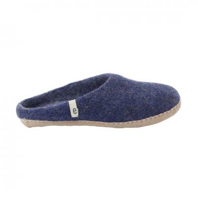 egos (イゴス) Slipper Blue (M:22-24cm)