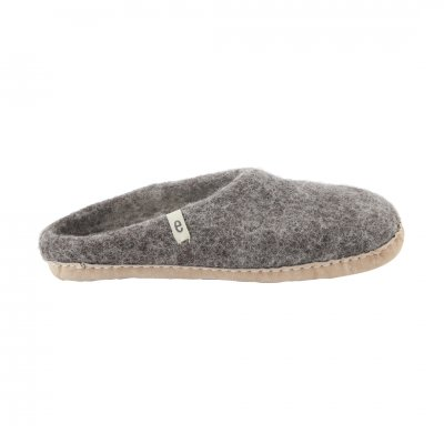 Slipper Natural Brown (M:22-24cm)