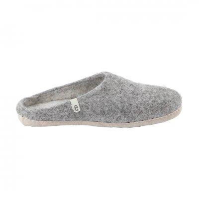 Slipper Natural Gray (M:22-24cm)