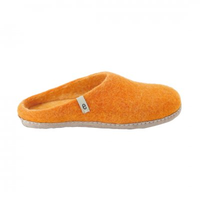 Slipper Orange (M:22-24cm)