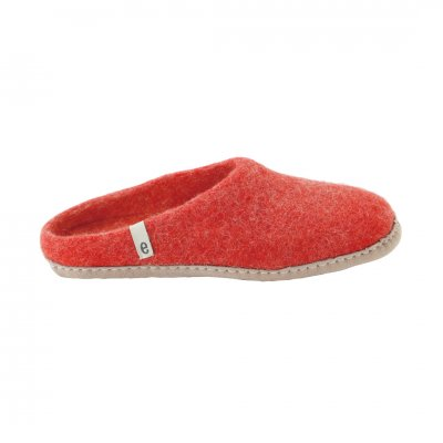 egos (イゴス) Slipper Red (M:22-24cm)