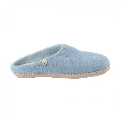 Slipper Light Blue (M:22-24cm)