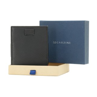 GARZINI (ガルジーニ) Cavare Coin Pocket Black
