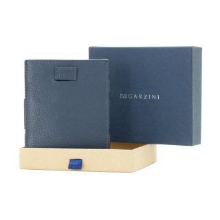 GARZINI (ガルジーニ) Cavare Coin Pocket Navy