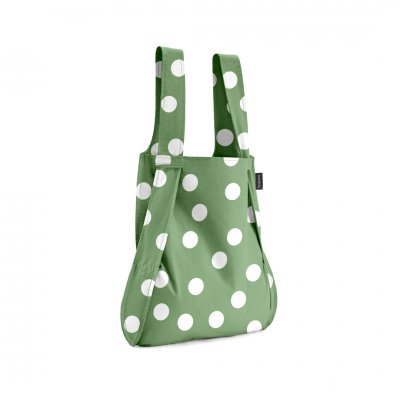 BAG & BACKPACK Olive Dots