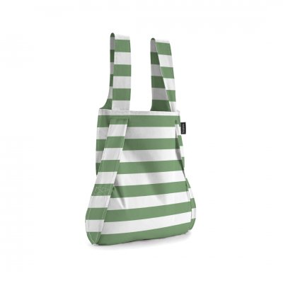 BAG & BACKPACK Olive Stripes