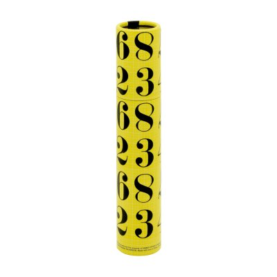 EAMES ECO PENCIL TUBE NUMBERS (ナンバー)