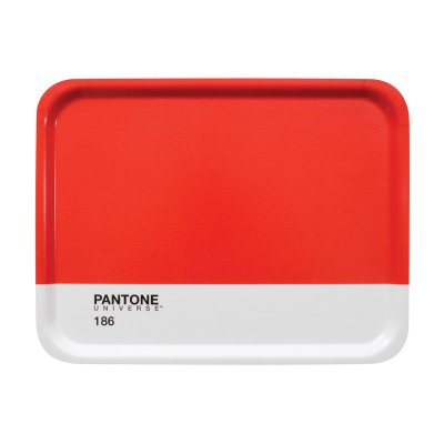 W2 (ダブルツー) PANTONE TRAY(Ketchup Red)
