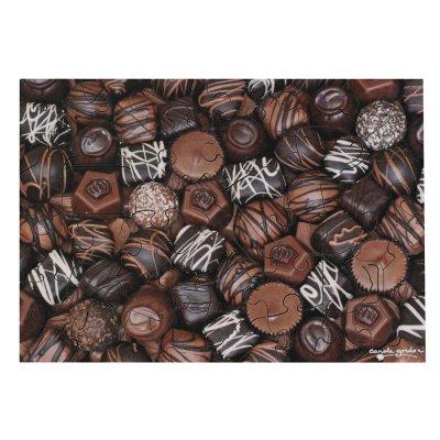 木製ジグソーパズル Chocolat (40 Series)