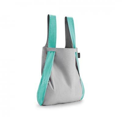 notabag (ノットアバッグ) BAG & BACKPACK(バッグ&バックパック) Gray/Mint