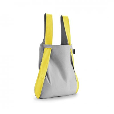 BAG & BACKPACK Gray/Yellow