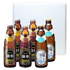 宮下酒造 ピルスナー・デュンケル・牡蠣に合う白ビール6本セット