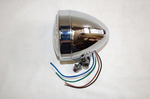 3.5インチ カスタムヘッドライト アッセンブリ H4 12V 60/55W