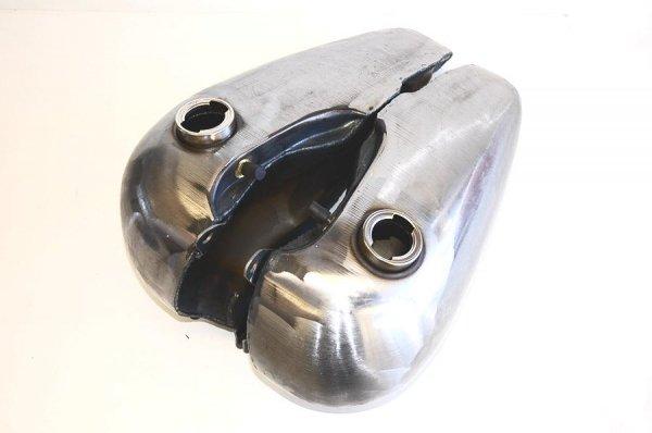 3.5ガロン ファットボブタンク スタンダードキャップ FL FX