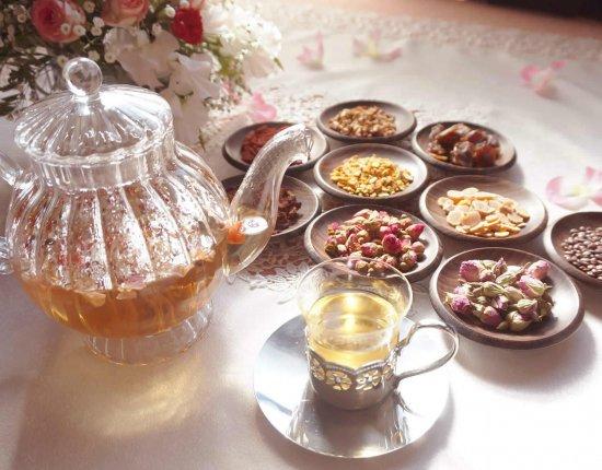 薔薇の美養茶