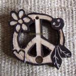 ハッピー★バフパーツ/PeaceMark