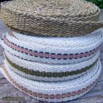 草木染め手織りストラップ
