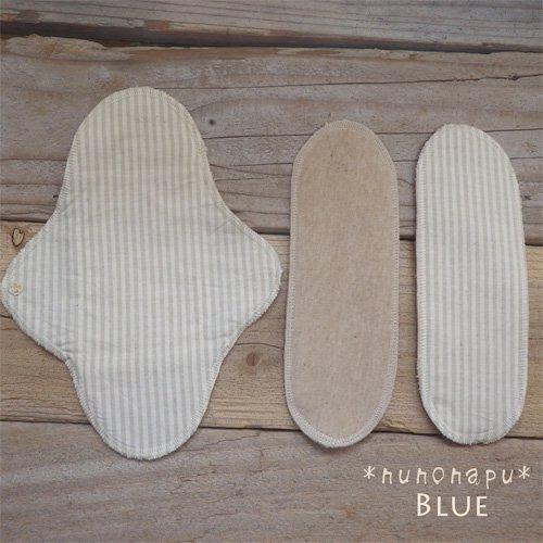 手作り布ナプキン:Normal organic cotton set