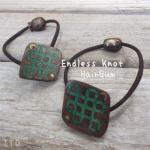 Endless Knot へアゴム