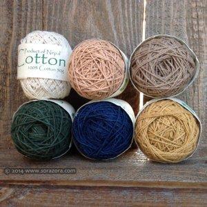 Cotton 糸【2014】