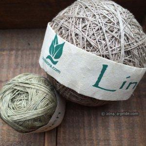 Linen(亜麻)糸