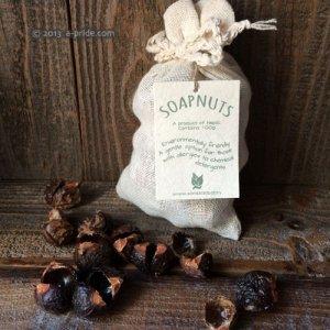 ソープナッツの殻【ナチュラル洗剤】