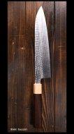 黒崎 優 Yu Kurosaki 閃光 牛刀包丁210mm SG2 紫檀八角
