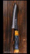 安立 勝重 Katsushige Anryu ペティナイフ150mm UNIQUE design