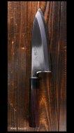 田所 真琴 Makoto Tadokoro 出刃包丁165mm 銀紙三号鋼