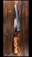 田所 真琴 Makoto Tadokoro 牛刀包丁210mm 銀紙三号鋼 UNIQUE design