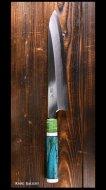 田所 真琴 Makoto Tadokoro 牛刀包丁240mm 銀紙三号鋼 UNIQUE design