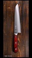 恒久 Tsunehisa 牛刀包丁(180mm)青紙スーパー鋼 ステン割込 洋柄 口金あり