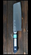 菜切り包丁 157mm  ステンレス鋼 VG1鋼 合板柄銅入 崇行