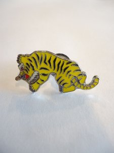 WACKO MARIA (ワコマリア) TIGER PIN YELLOW