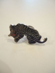 WACKO MARIA (ワコマリア) TIGER PIN BLACK