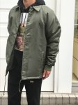 TONY TAIZSUN (トニータイズサン) BOA JKT(FLAG) (ボアジャッケット) MILITARY